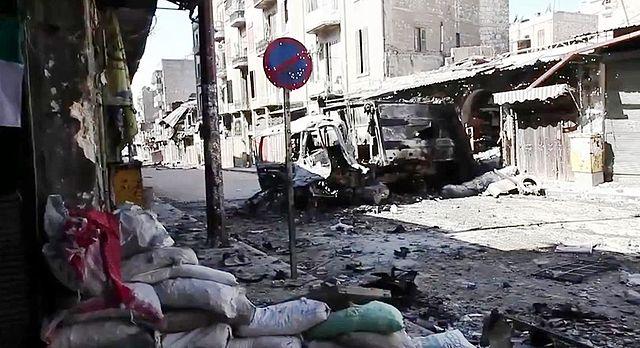 Bitva o Aleppo